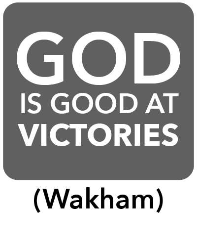 God is Good at Victories